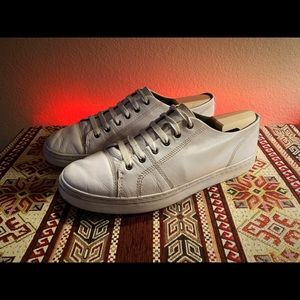 Cole Haan Shoes - 🔥🔥Cole Haan white leather shoes
